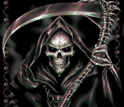 Free Halloween Wallpapers Mmw Blog Grim Reaper Wallpapers