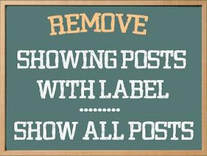 Cara Menghilangkan Tulisan Showing Post With Label