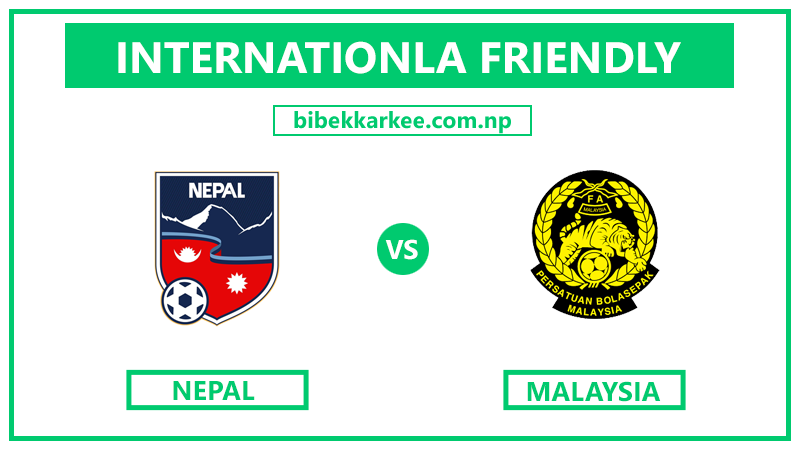 Watch Live | Nepal vs Malaysia | International Football Friendly