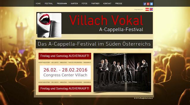 Villach Vokal