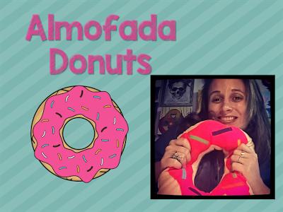 Tutorial: Almofada Donuts