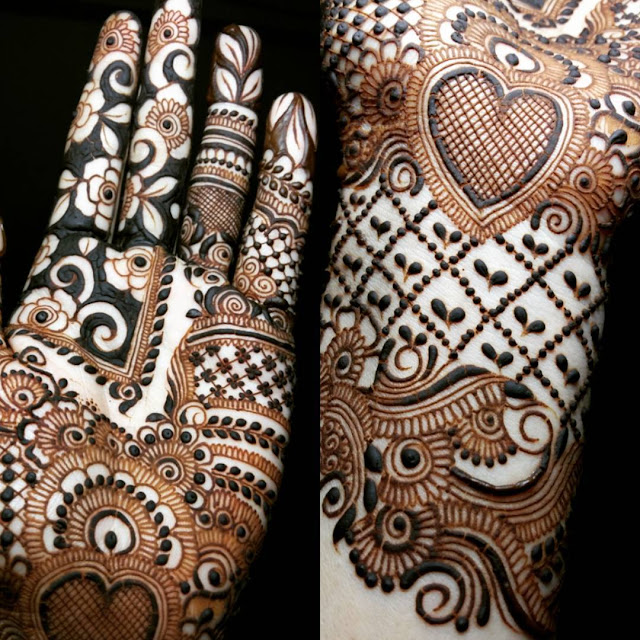 Top 50+ Simple Mehndi Designs
