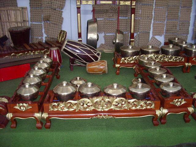 Alat Musik Gamelan Sunda