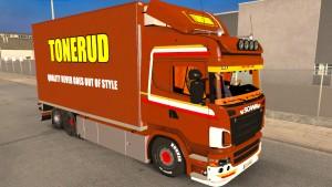 Scania Tonerud truck mod