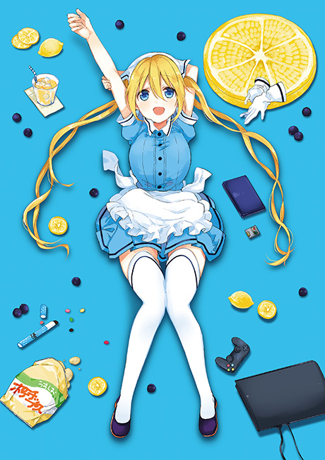 Divulgada capa do volume 5 do Blu-ray de Blend S