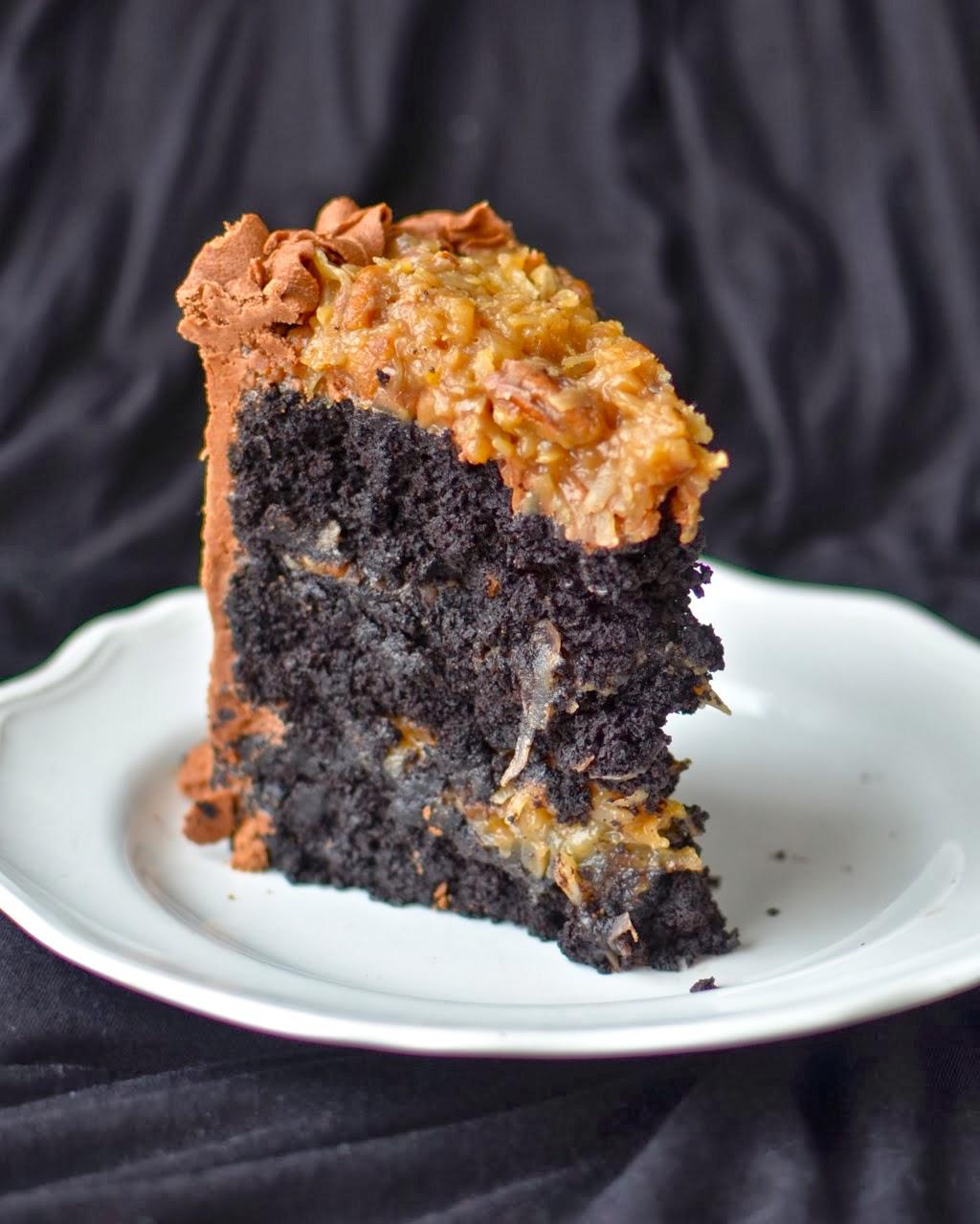 yammie s gluten dom gluten german chocolate cake gluten german chocolate cake