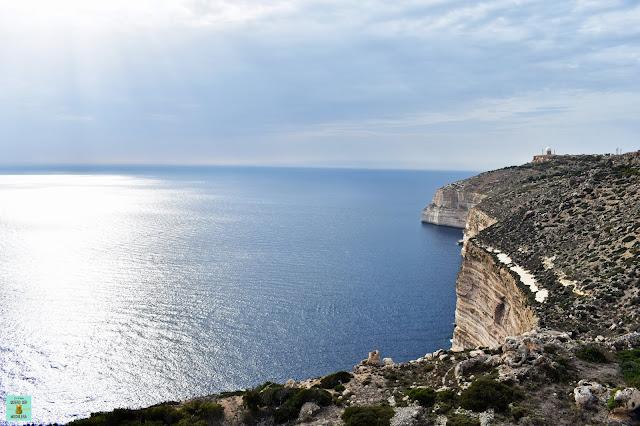 Dingli Cliffs en Malta