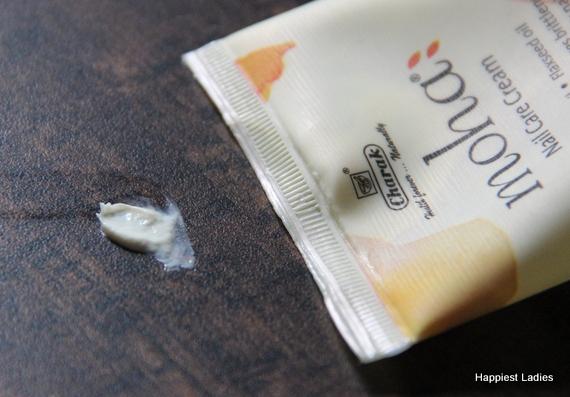 moha nail cream charak pharma