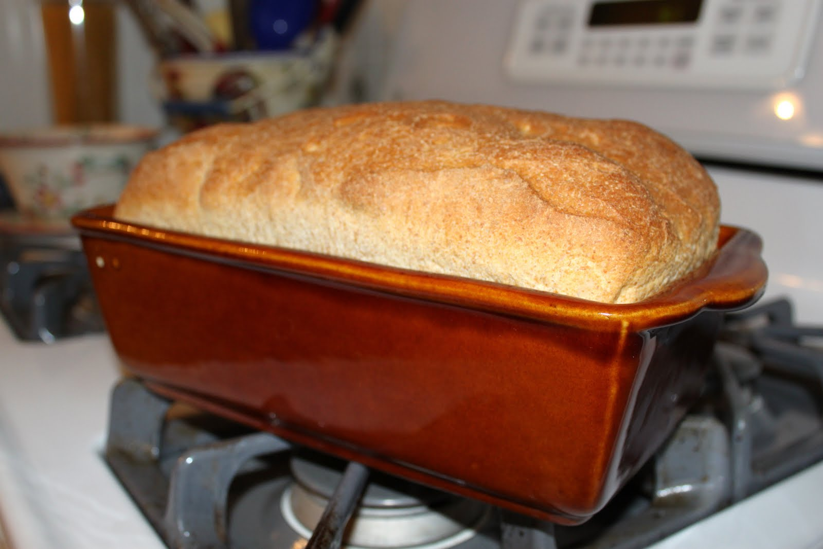 Sew Much 2 Luv How To Quot Oven Bake Quot Your Bread Machine