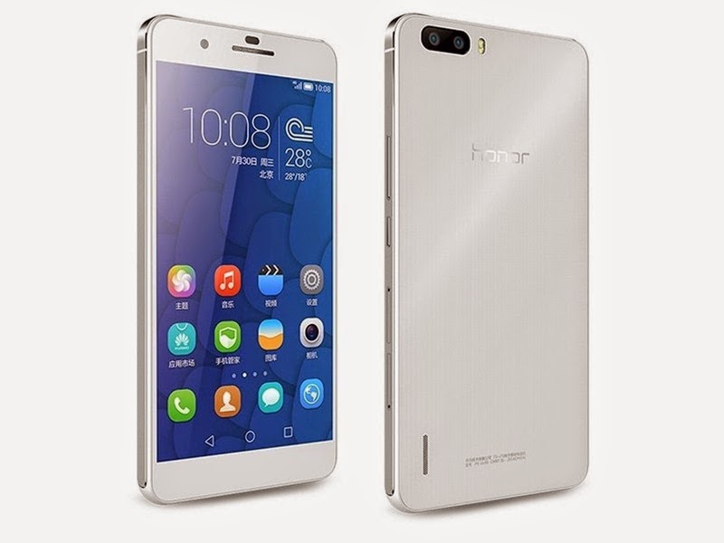 Spesifikasi Huawei Honor 6 Plus