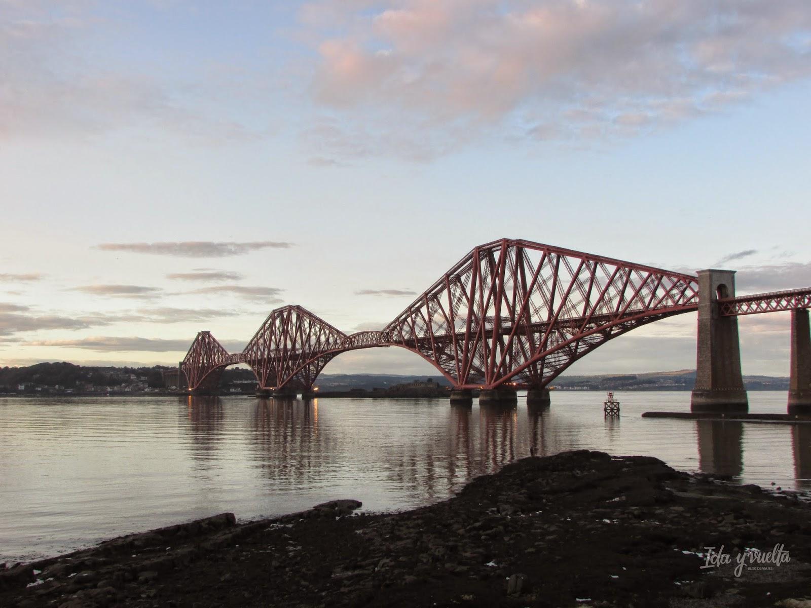 Puente sobre el Forth