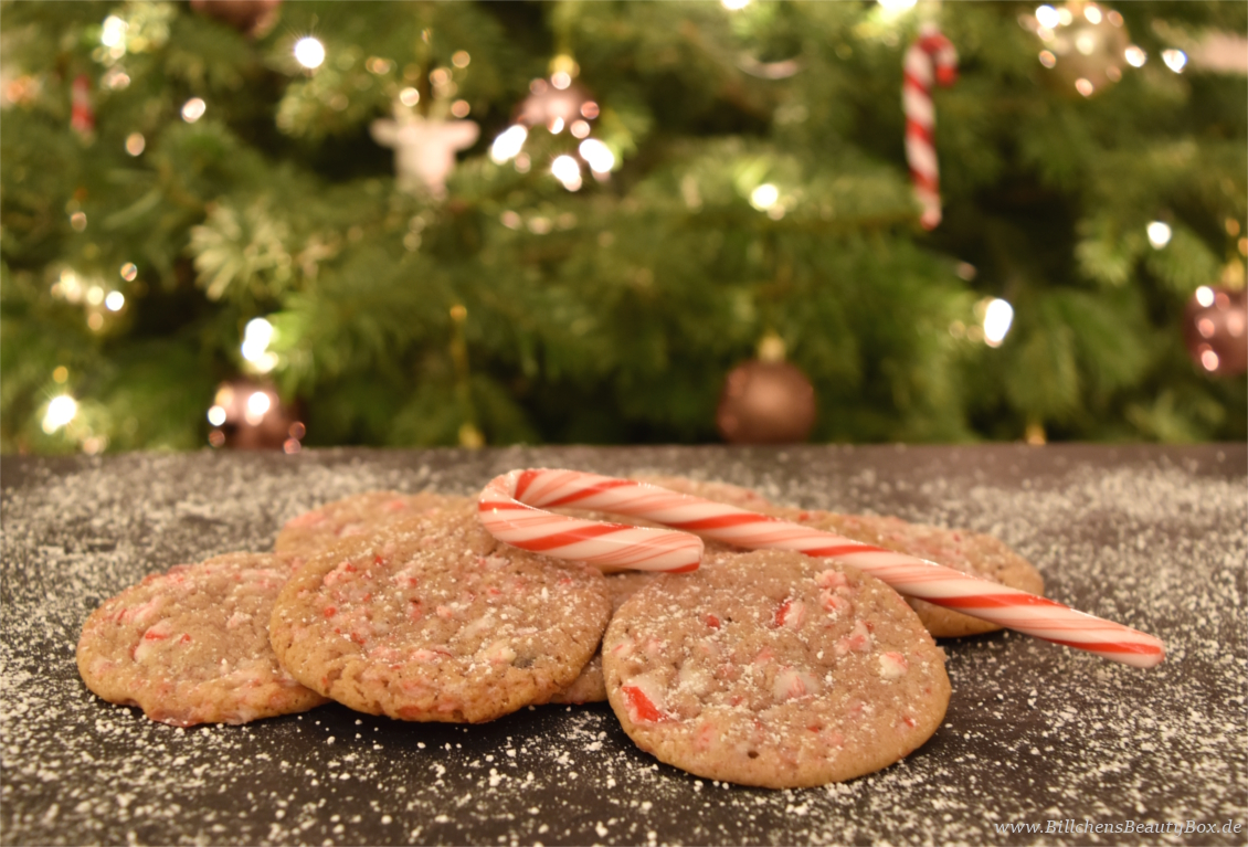 Rezept Candy Cane Cookies