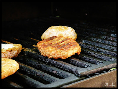 crispy on the grill