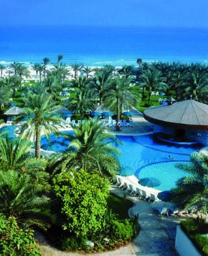 منتجع Sheraton Jumeirah Beach