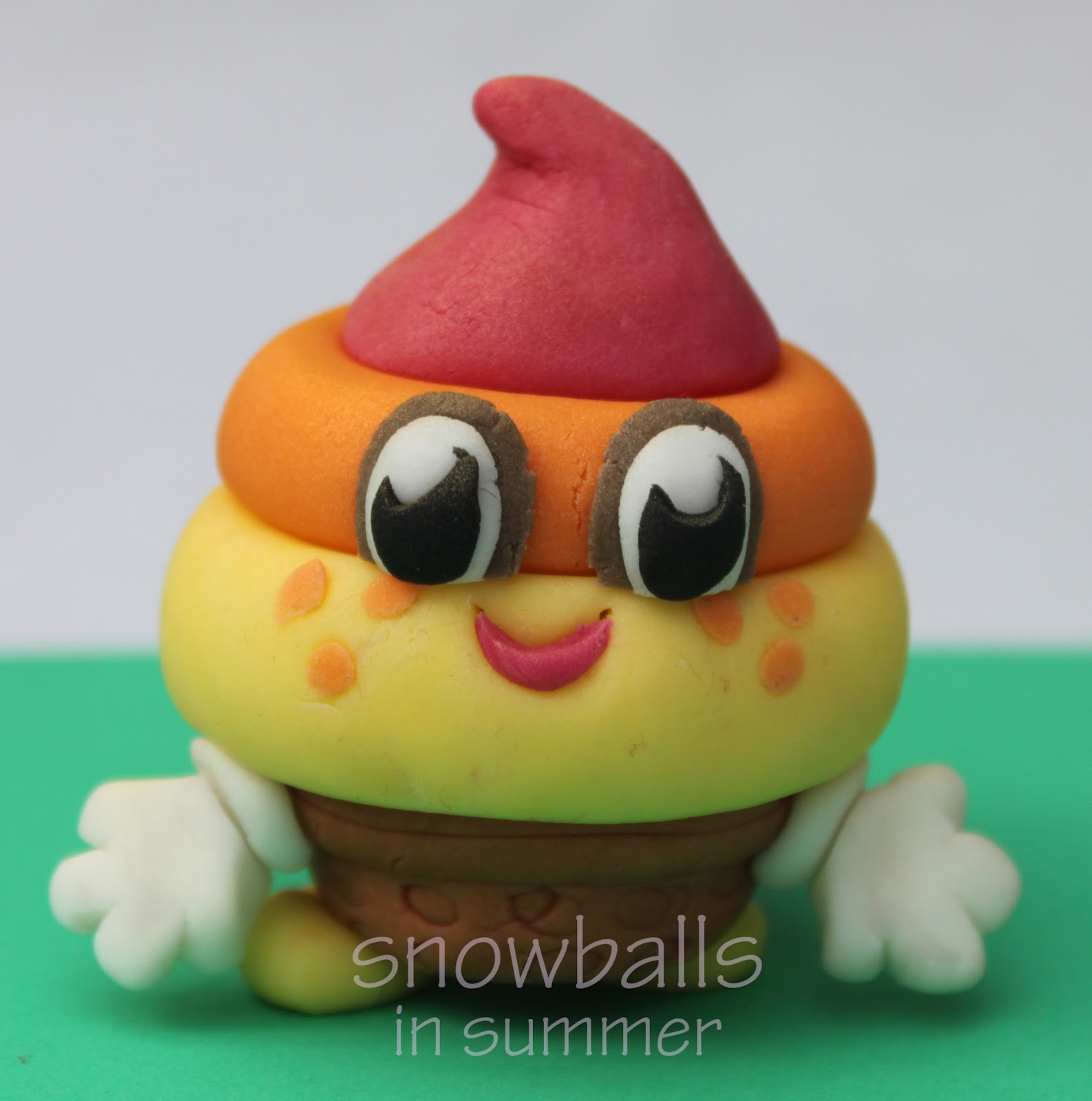 Snowballs In Summer: Moshi Monster Party