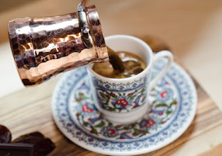 Keçiboynuzu Kahvesi