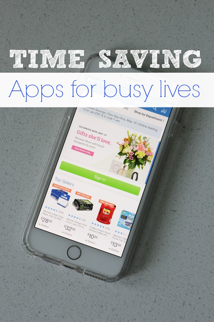 Check out this app that can save you tons of time shopping and deliver goods to your home