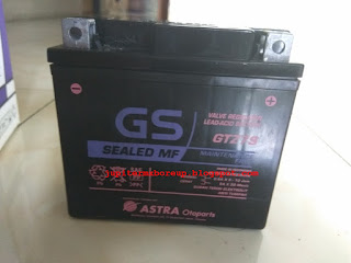Aki GTZ7S