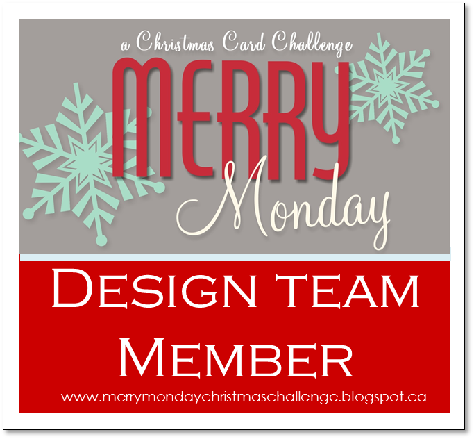Former Merry Monday Design Team Member