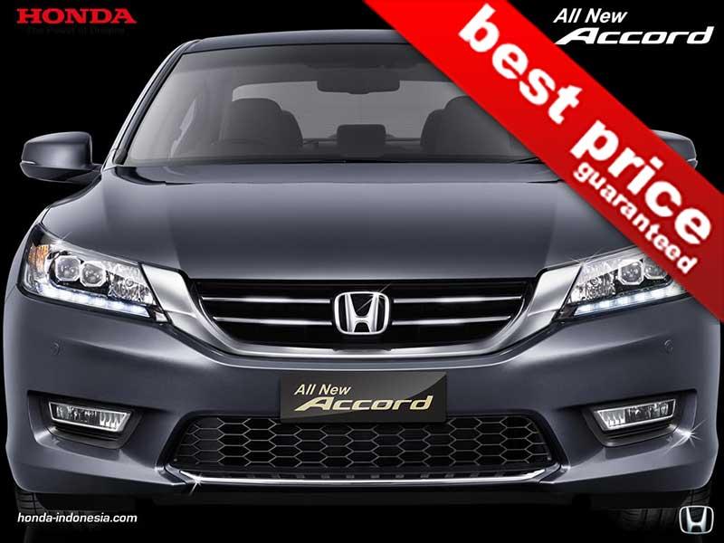 Daftar Harga Honda Accord Bandung :