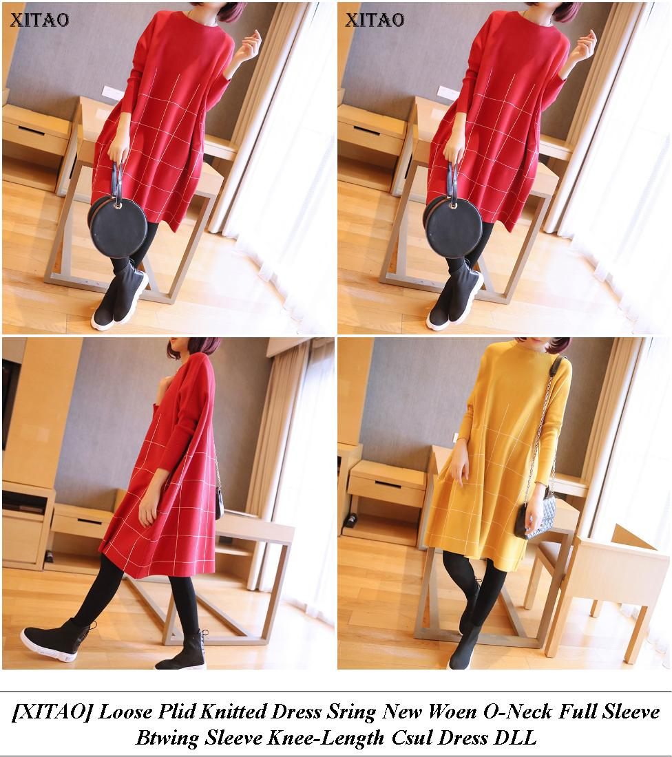 Shop Dresses Online Malaysia - Plus Size Clothing Discount Prices - Green Dress Outfit Fall