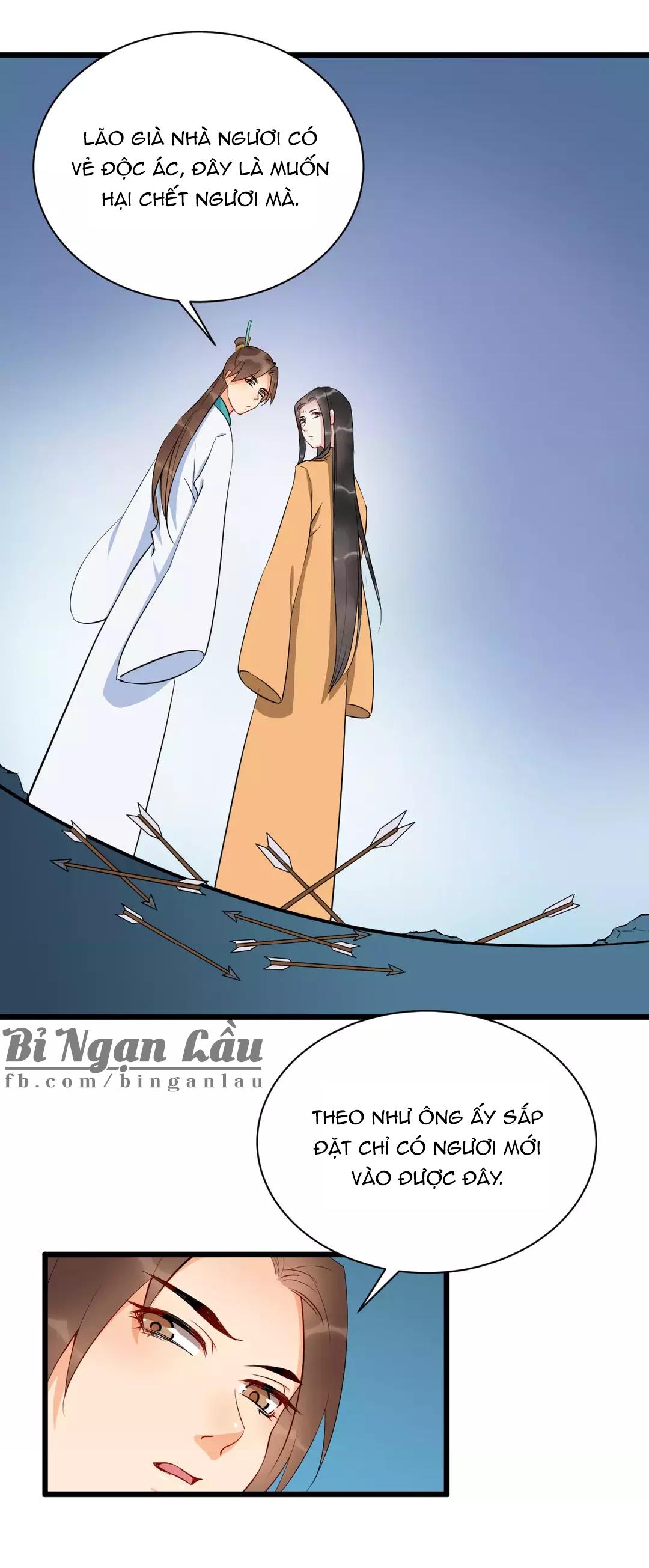Bồng Sơn Viễn chap 43 - Trang 25