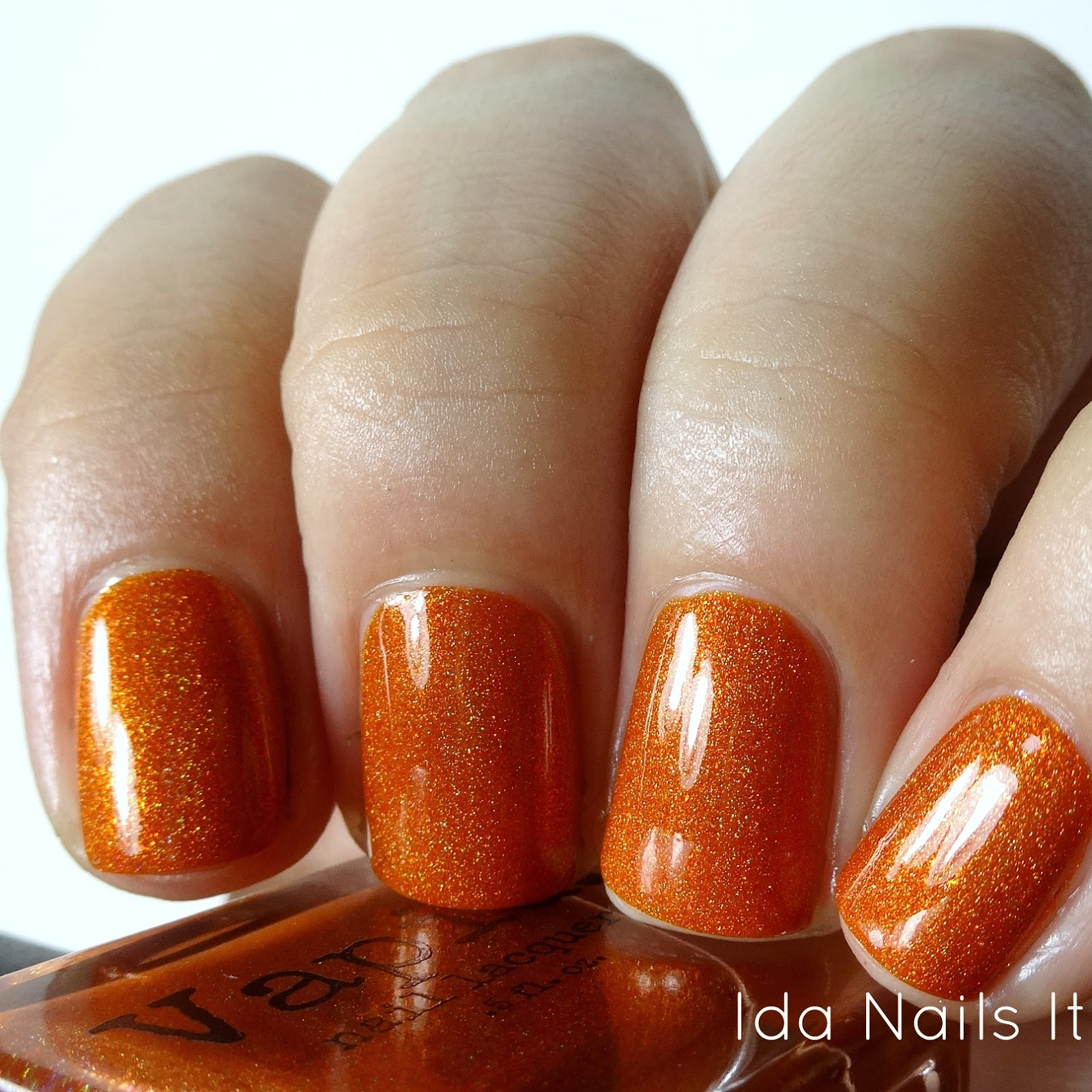 Ida Nails It: Vapid Lacquer Fall 2016 Collection: Swatches and Review