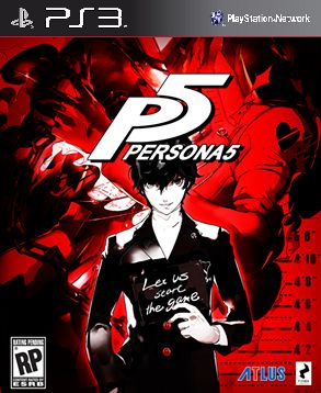 ALL GAMES FREE: PERSONA 5 [EUR/USA] + (ALL DLC+FIX) PS3 PKG