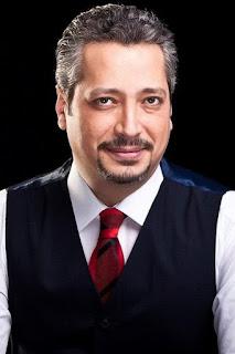 تامر أمين (Tamer Amin)، مذيع مصري
