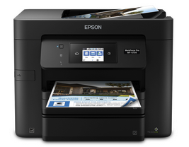 free Epson WorkForce Pro WF-4734 Driver Download - Windows, Mac