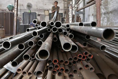Anti-dumping Duty imposed on Chinese Steel Products
