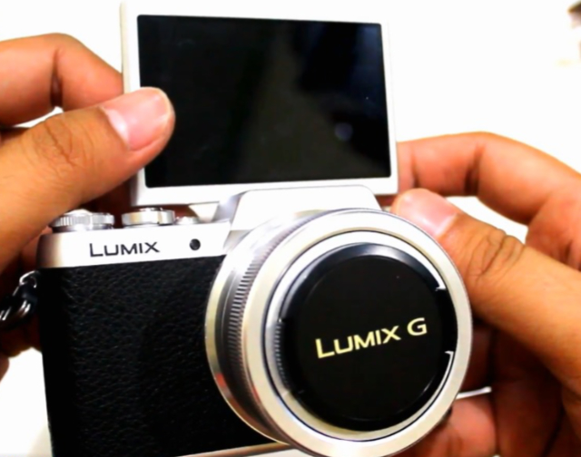 Panasonic Lumix DMC-GF8 Full Specification, Review and Price in India