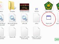 Aplikasi EMIS Raport jenjang MI telah di Rilis...!!!