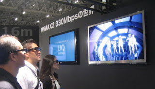 Samsung WiMAX 2 hits 330 Mbps, devices to launch in 2011