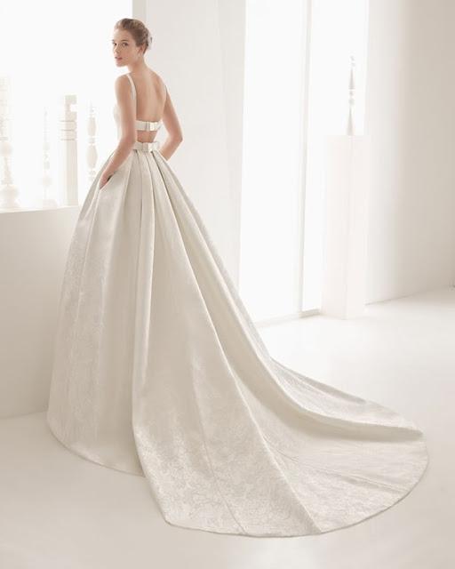 فساتين زفاف روزا كلارا 2017