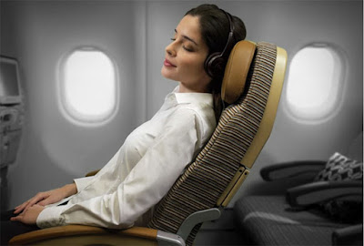 What to do to avoid accidents in the use of electronic devices on the plane? Check.