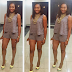 Actress Ebube Nwagbo puts her hot legs on show in new photos