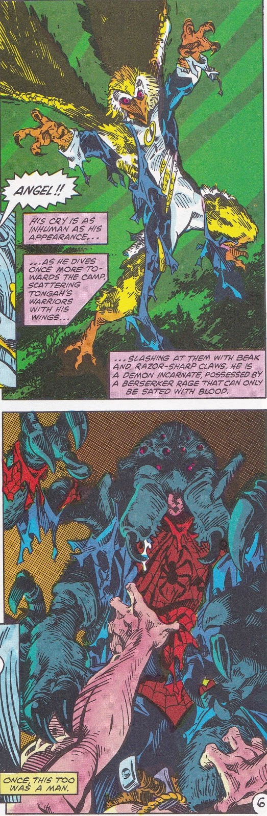 Bronze age babies a modern stone age fantasy marvel fanfare 1 2 i enjoyed the links between this story and x men s 60 63 and s 113 116 with appearances by magnetos savage land mutates and references to garokk and fandeluxe Choice Image