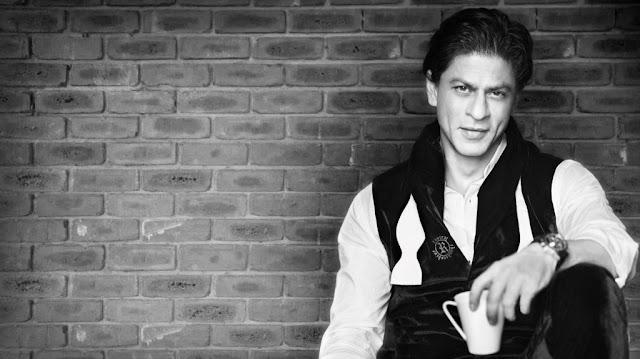 Shah Rukh Khan Black and White HD Wallpapers