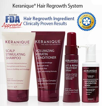 Keranique Hair Loss Solutions