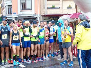 Clasificaciones y Fotos Media maraton La Bañeza
