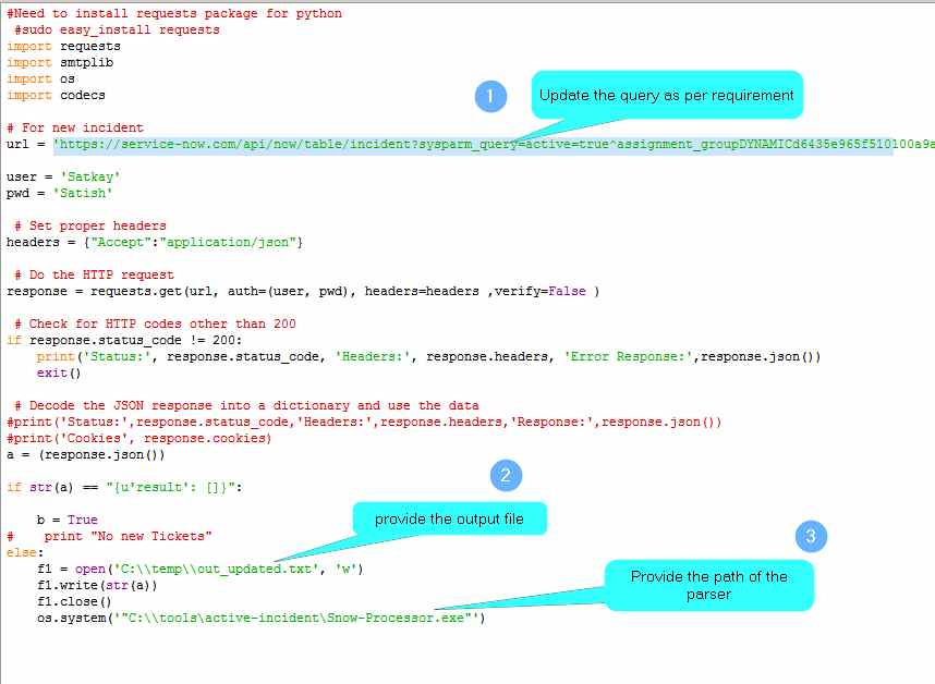 Leveraging ServiceNow API's for notifications - User Groups