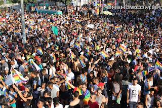 IMG 9915 - 13ª Parada do Orgulho LGBT Contagem reuniu milhares de pessoas