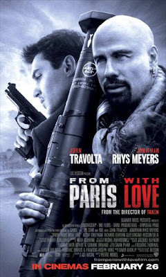 Sinopsis Film From Paris with Love