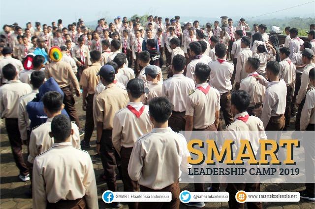 Memulai Dinamika Sekolah Dengan Leadership Camp Ala SMART