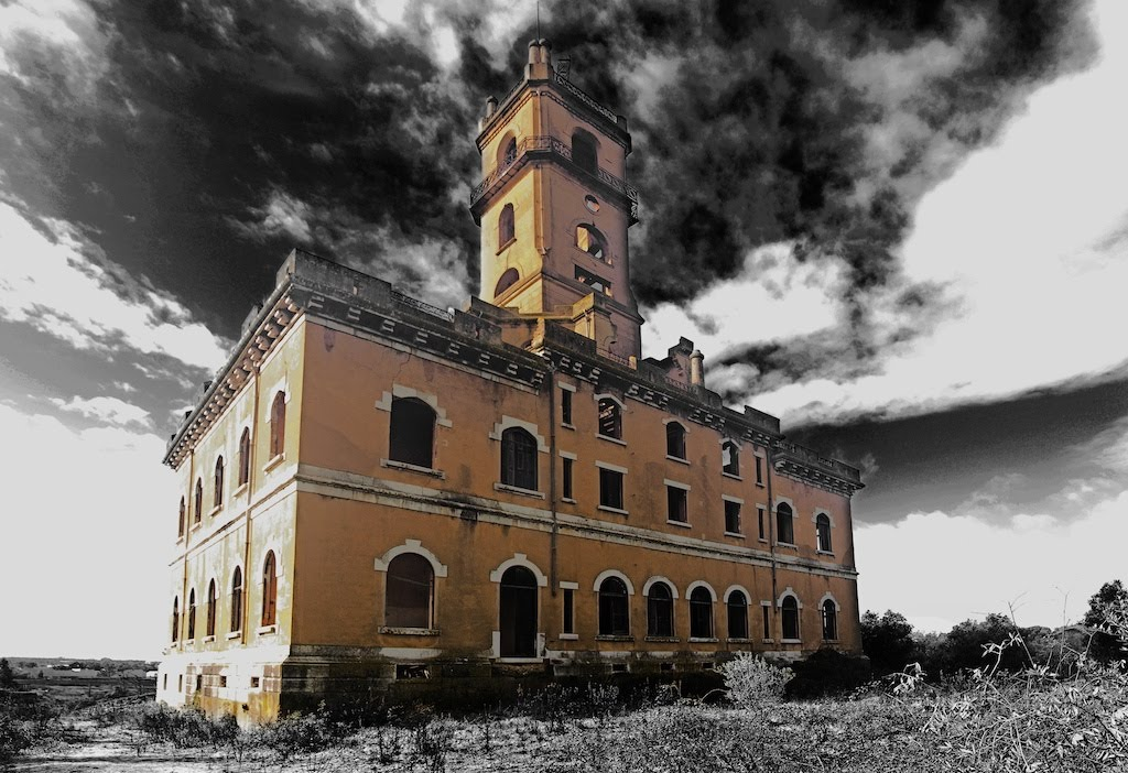 Palácio do Rei do Lixo (Coina, Setúbal)