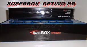 Atualizacao do receptor Superbox Optimo HD V