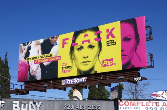 Flack limited series billboard