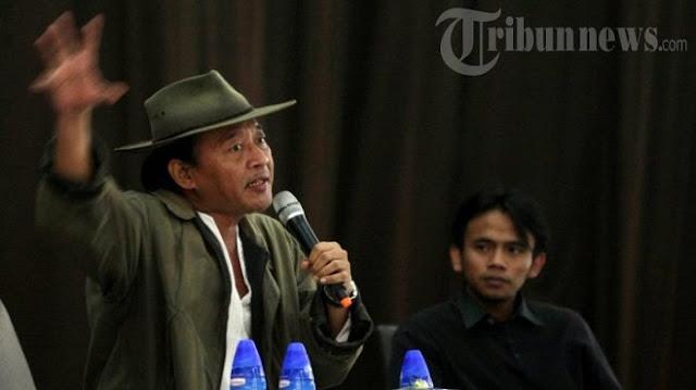 Mengaku Takut Kritik Jokowi, Sudjiwo Tedjo: Dulu Zaman SBY Saya Tidak Takut, Sekarang Kok Takut