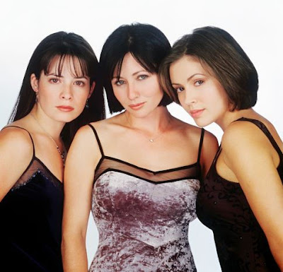 Charmed Series Alyssa Milano Holly Marie Combs Shannen Doherty